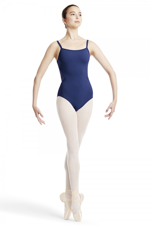 image - MIRELLA Mesh Back Leotard Women's Dance Leotards
