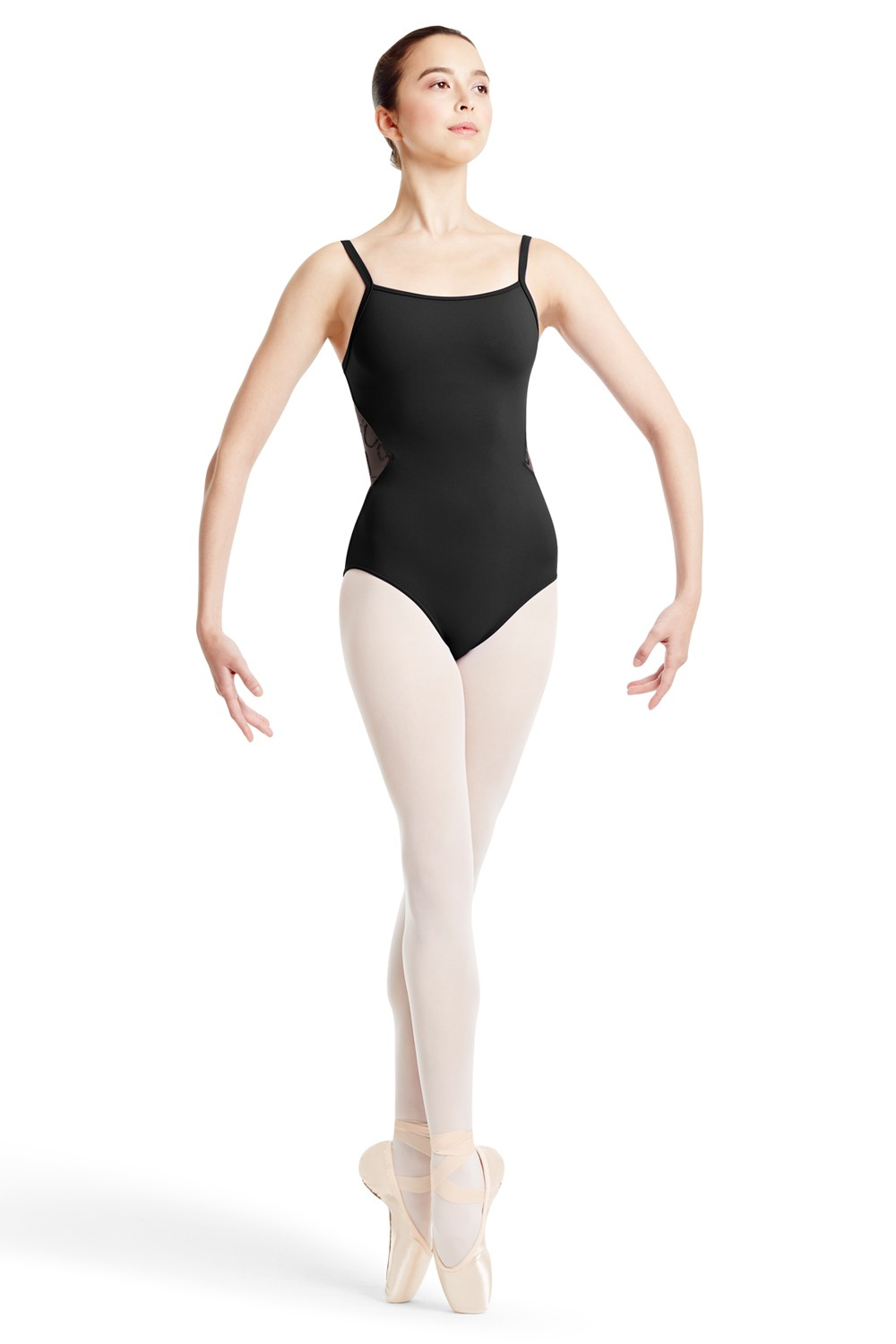 Mirella Mesh Back Leotard Women's Dance Leotards