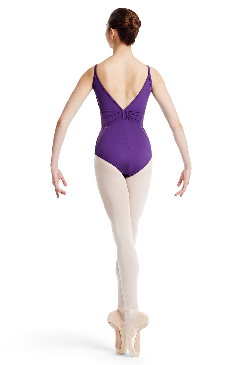 Mirella Mesh Side Leotard Women's Dance Leotards
