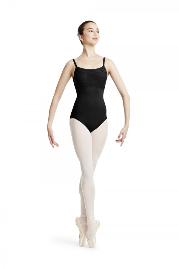 image - MIRELLA Wide Strap Leotard Women's Dance Leotards