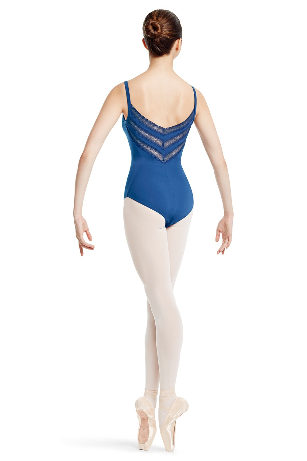 Chevron Back Camisole Leotard Women's Dance Leotards