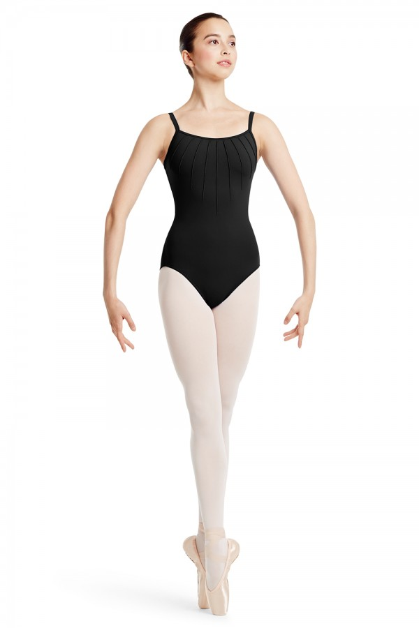 image - Panel Back Camisole Leotard Women's Dance Leotards