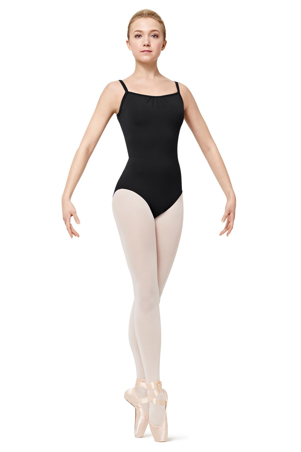 Geo Mesh Cami Leo Children's Dance Leotards