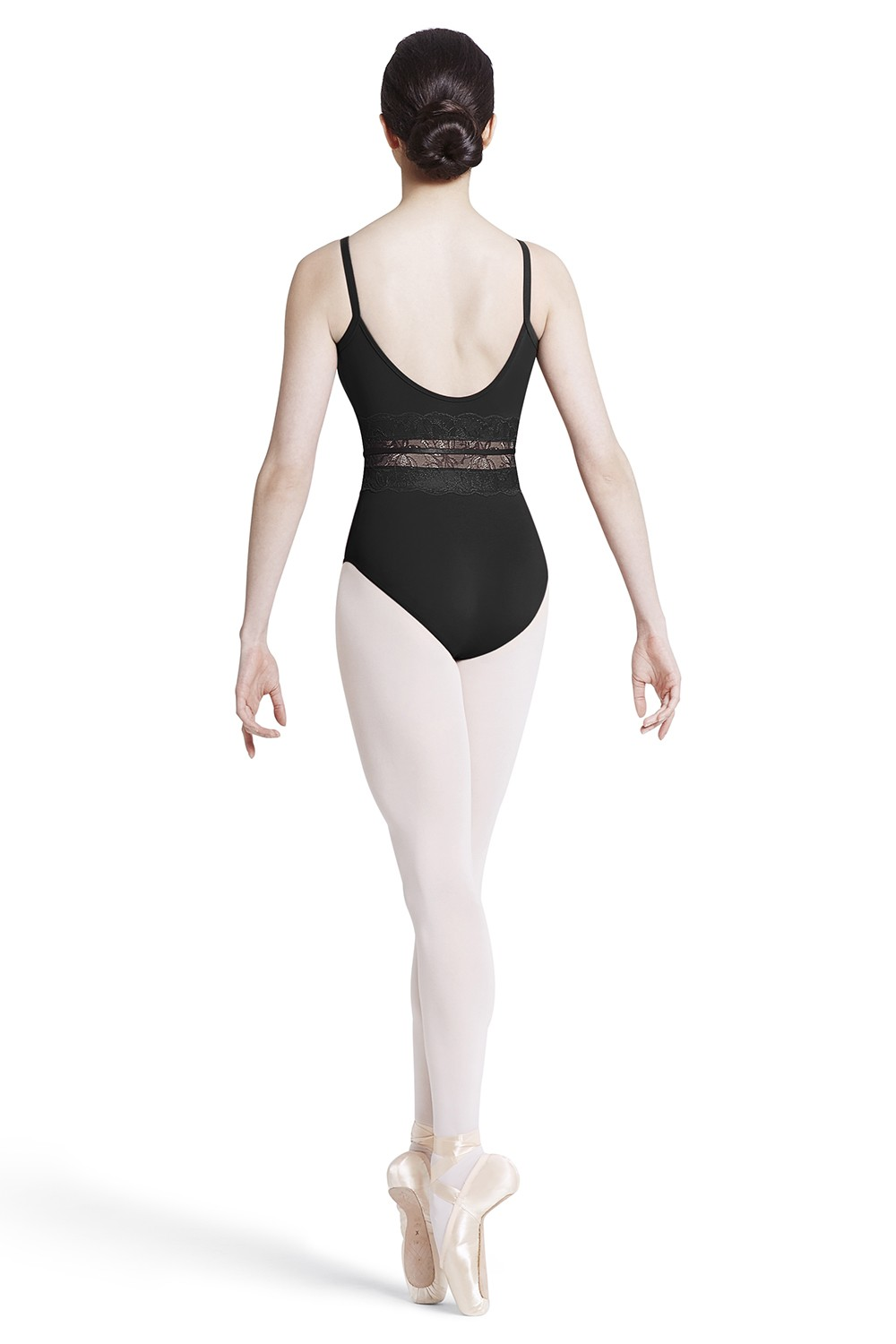 Lace Waist Camisole Leotard Women's Dance Leotards