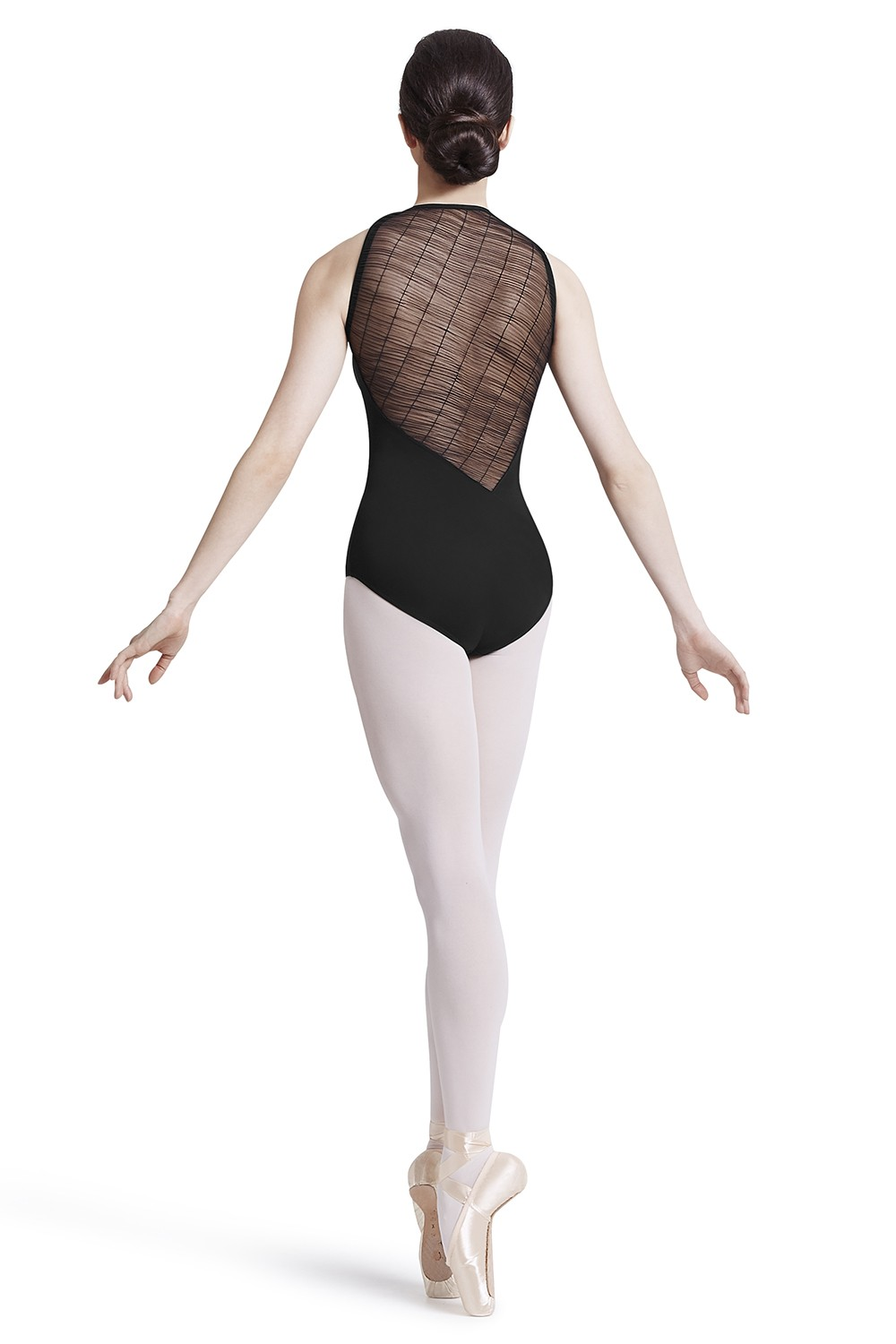 Asymmetrical Back Leotard Women's Dance Leotards
