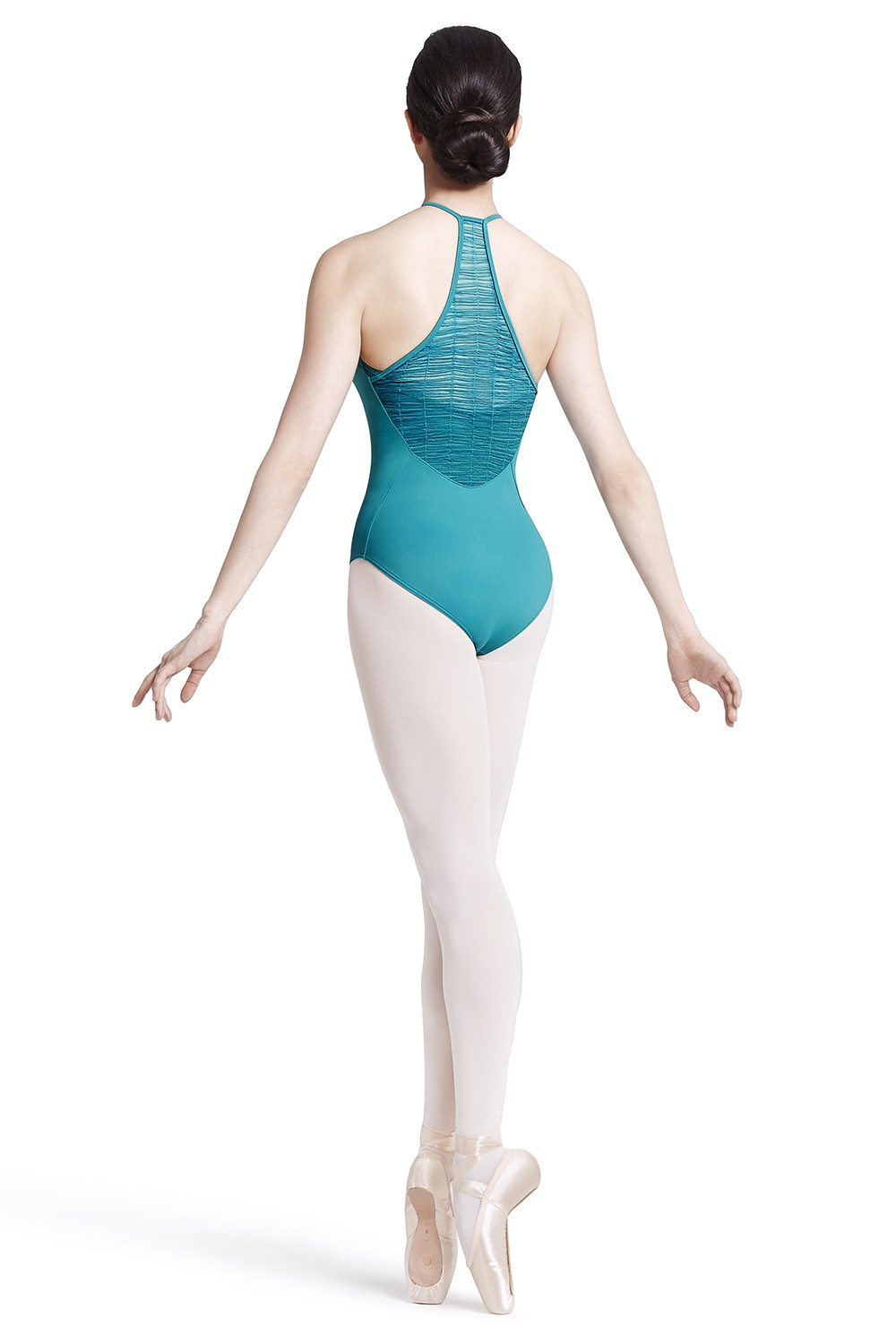 Body A Spalline Sottili Con Dorso A Vogatore Women's Dance Leotards