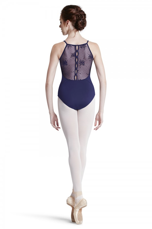 image - Floral Flck Cami Leo Women's Dance Leotards