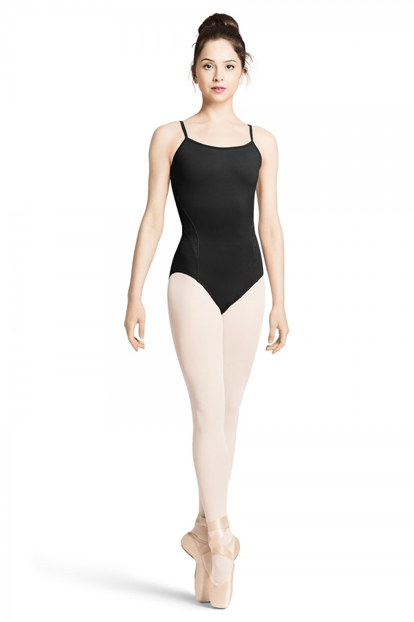image - Lace Back Camisole Leotard - Tween Children's Dance Leotards