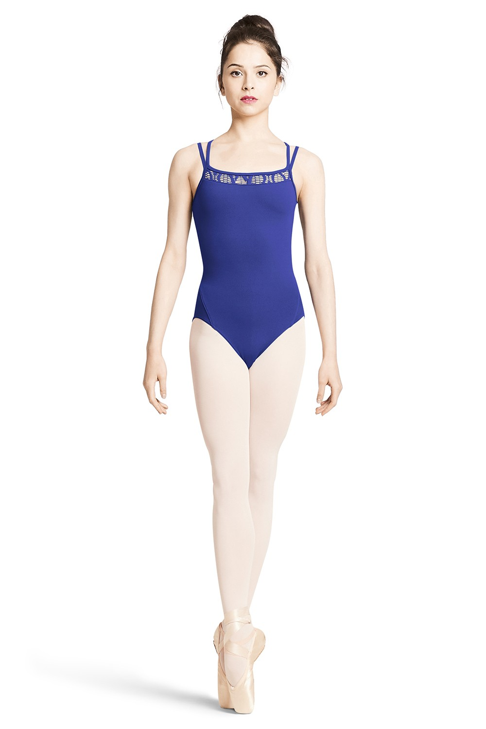 Body Con Spalline Sottili Doppie Women's Dance Leotards