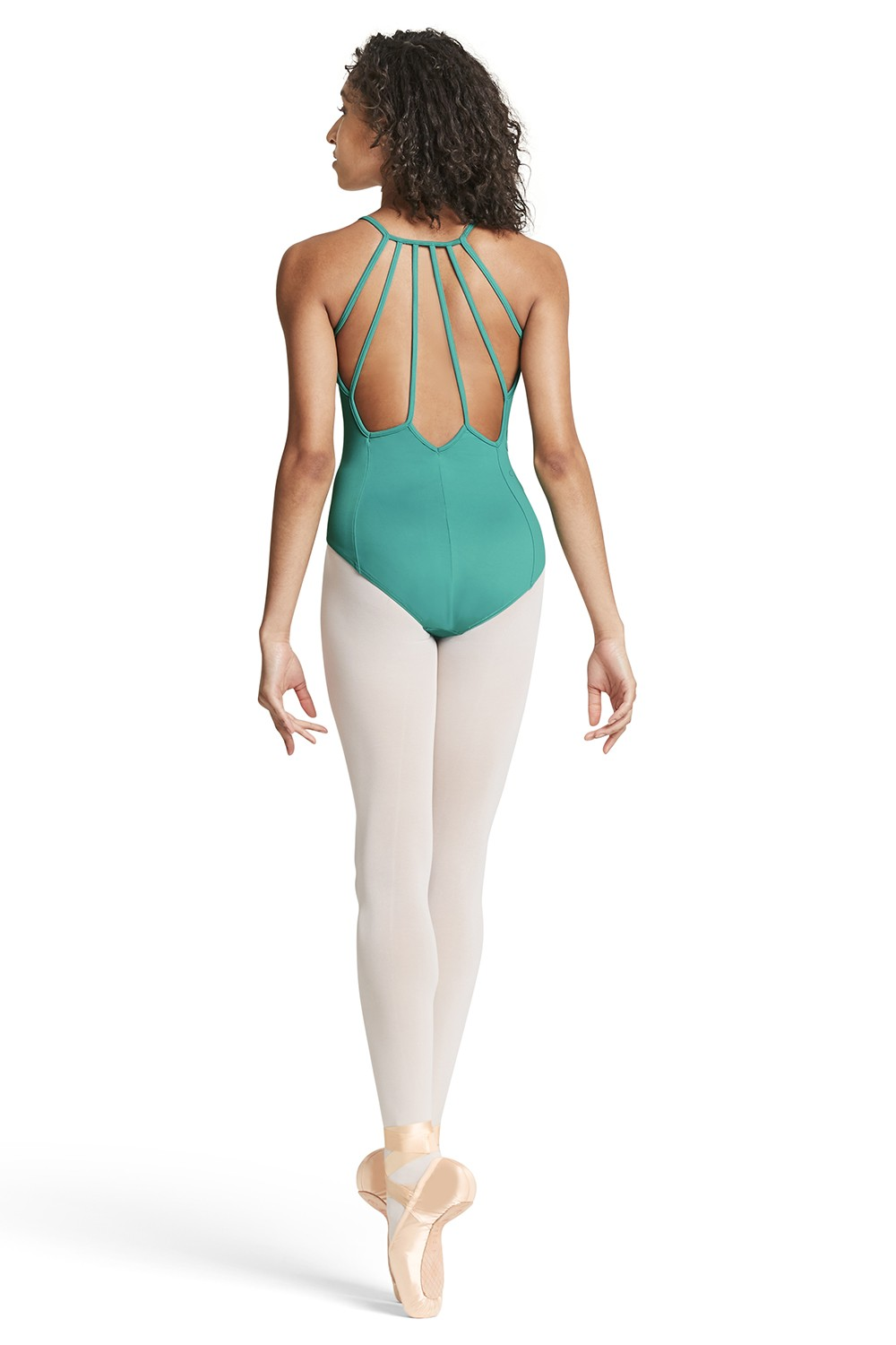 Strap Back Camisole Leotard Women's Dance Leotards
