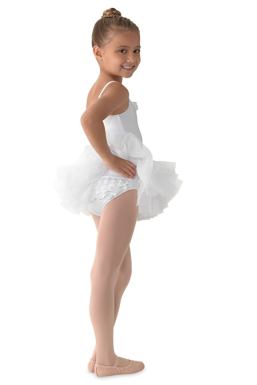 Girls Camisole Tutu Children's Dance Leotards