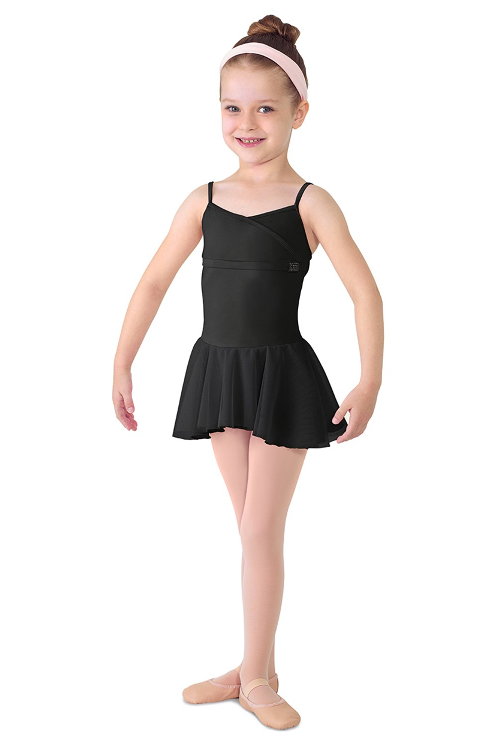 Girls W/skirted Leo Children's Dance Leotards