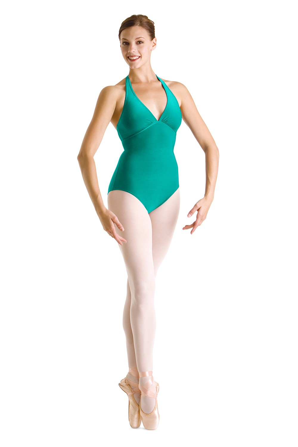 Halter Leotard Women's Dance Leotards