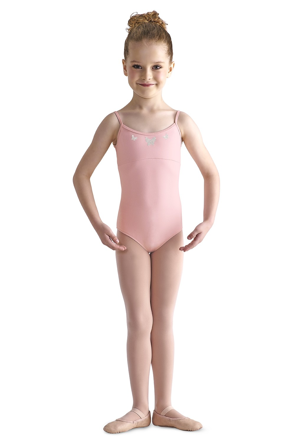 Empire Line Cami Leo Children's Dance Leotards