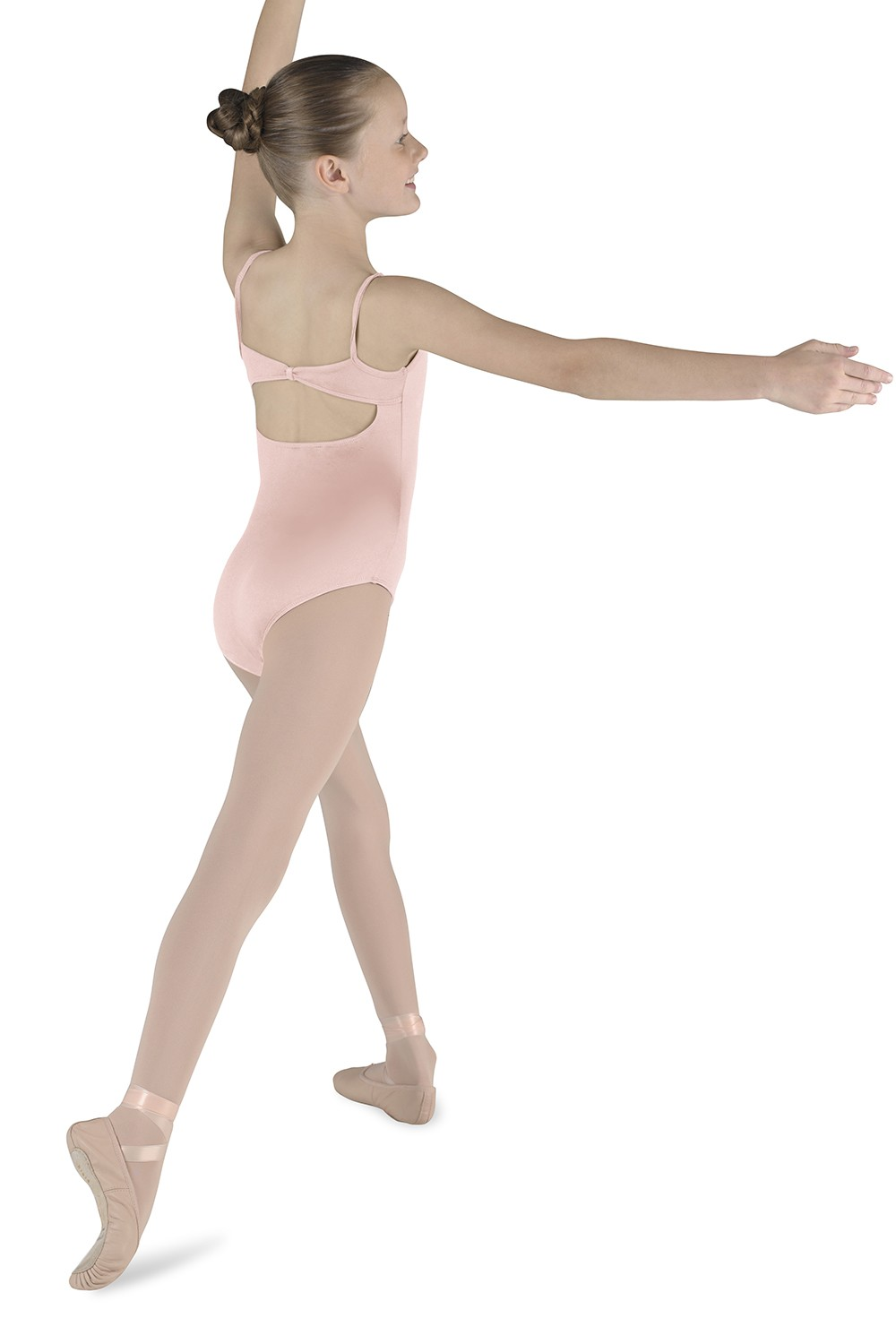 Pinch Pleat Camisole Leotard Children's Dance Leotards