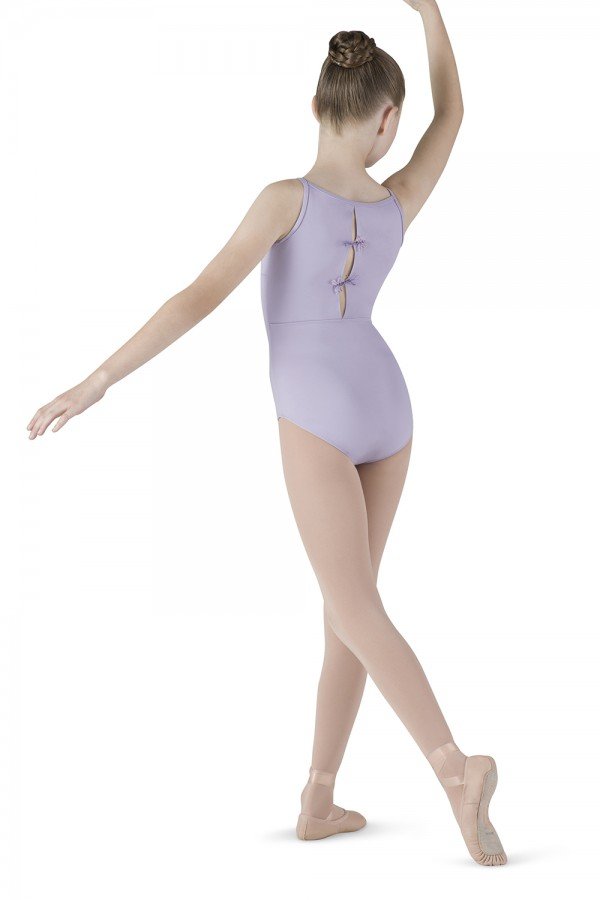 image - Peekaboo Back Camisole Children's Dance Leotards