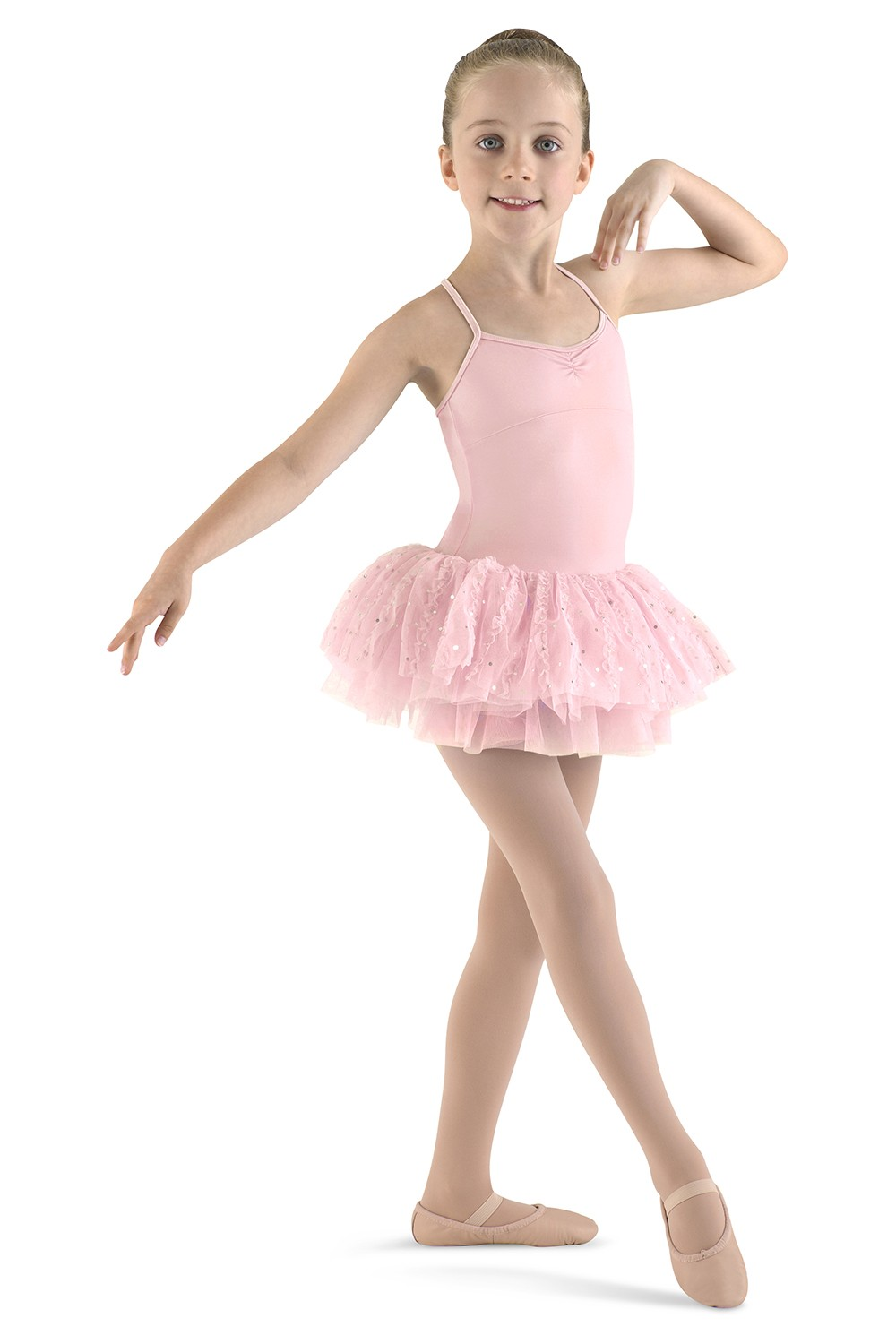 Tutu Cami Leotard Children's Dance Leotards