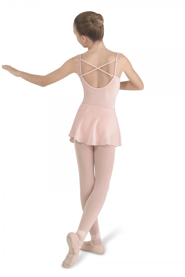 image - Skirted Camisole Leotard Children's Dance Leotards