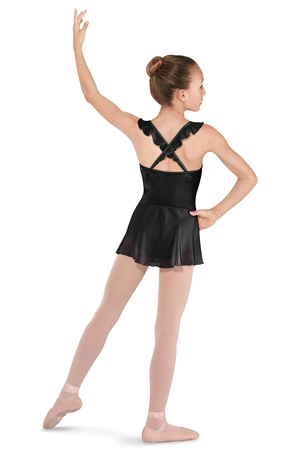 Camisole Skirted Leotard Children's Dance Leotards