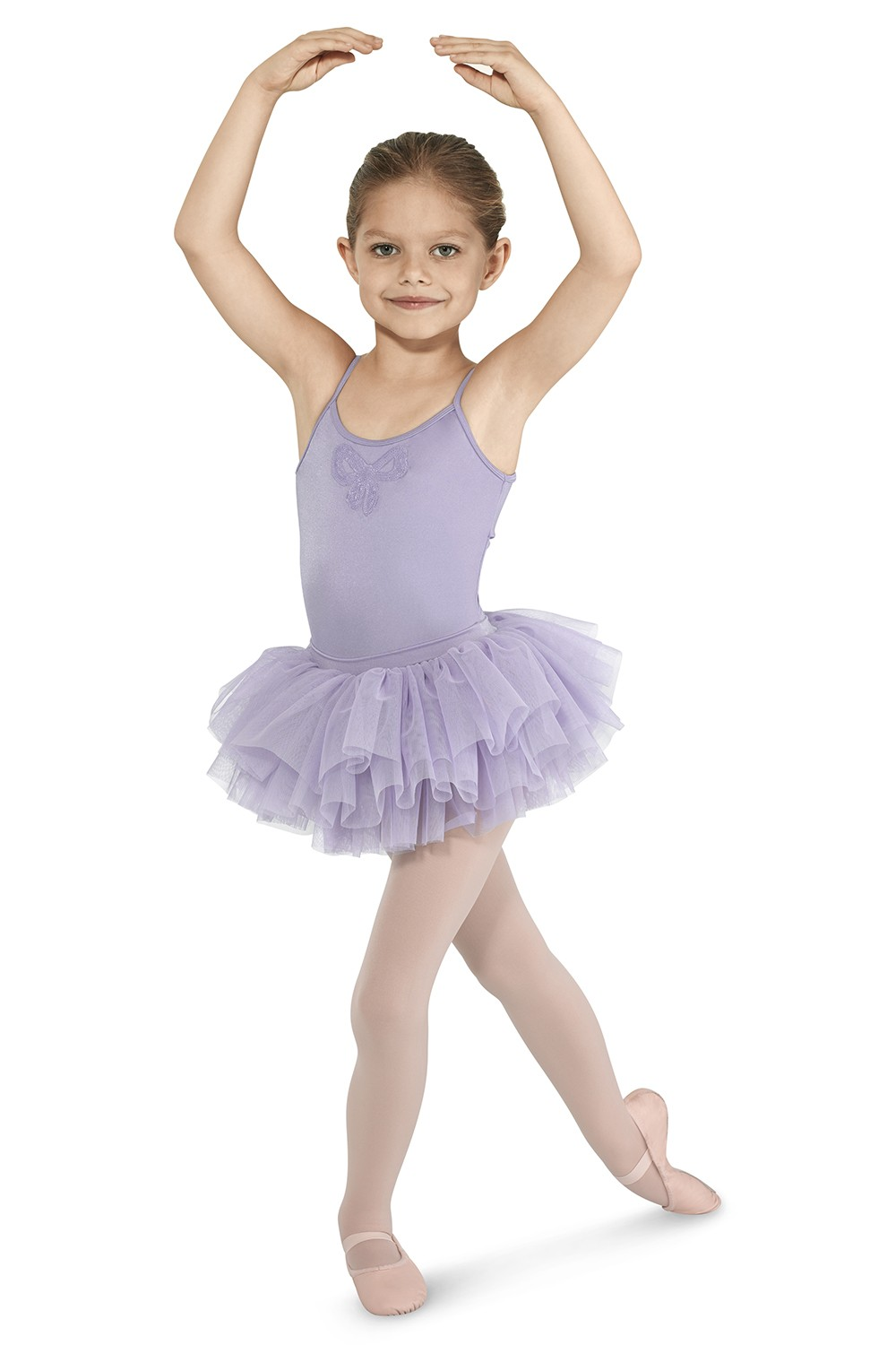 Bow Back Camisole Tutu Leotard Children's Dance Leotards