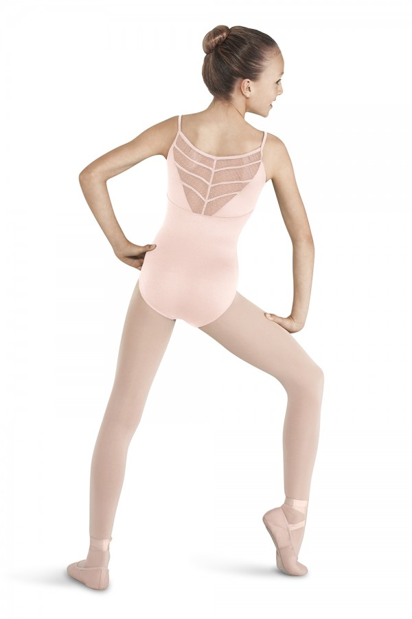 image - Gather Back Camisole Leotard Children's Dance Leotards