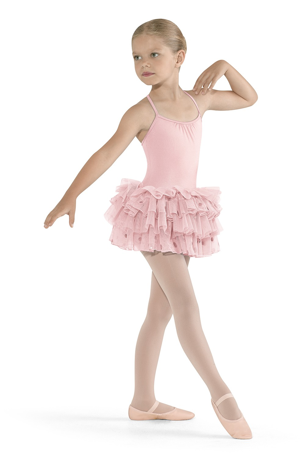 4 Layer Tutu Leotard Children's Dance Leotards