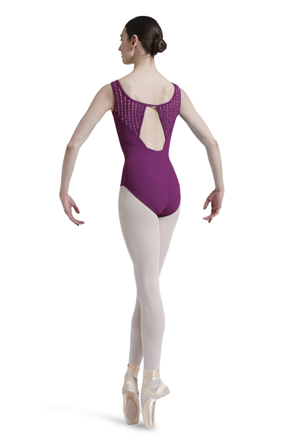 Shaped Back Tank Leotard Women's Dance Leotards