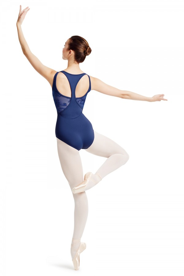 image - MIRELLA Twin Layer Leotard Women's Dance Leotards