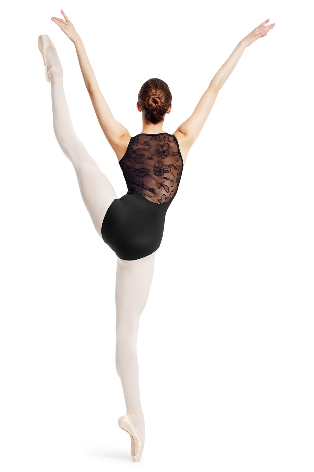 Mirella Zip Front Leotard Women's Dance Leotards