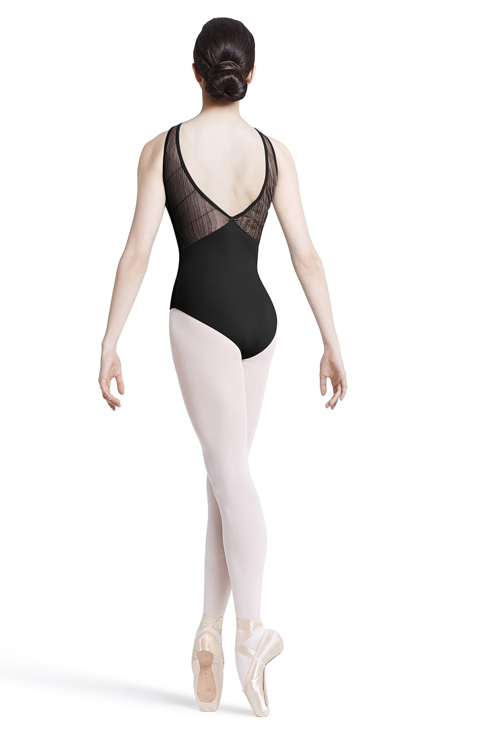 Wide V Back Tank Leotard Women's Dance Leotards