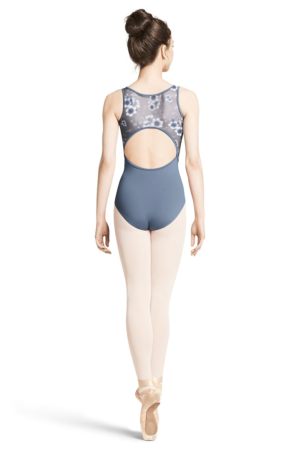 Keyhole Back Tank - Tween Children's Dance Leotards