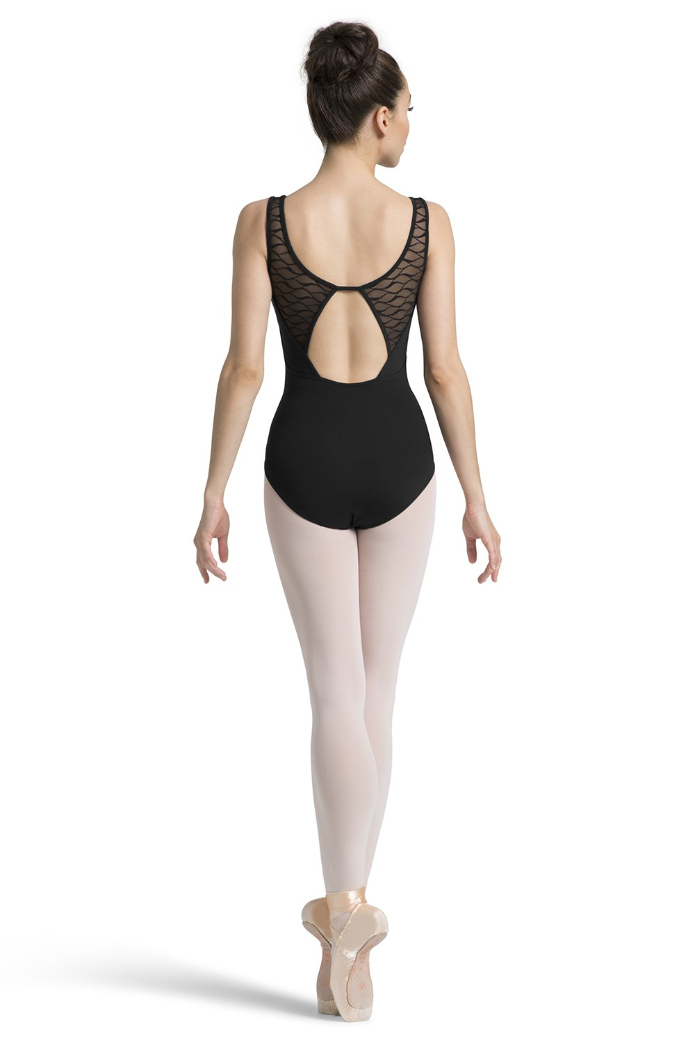 Open Back Tank Leotard Women's Dance Leotards
