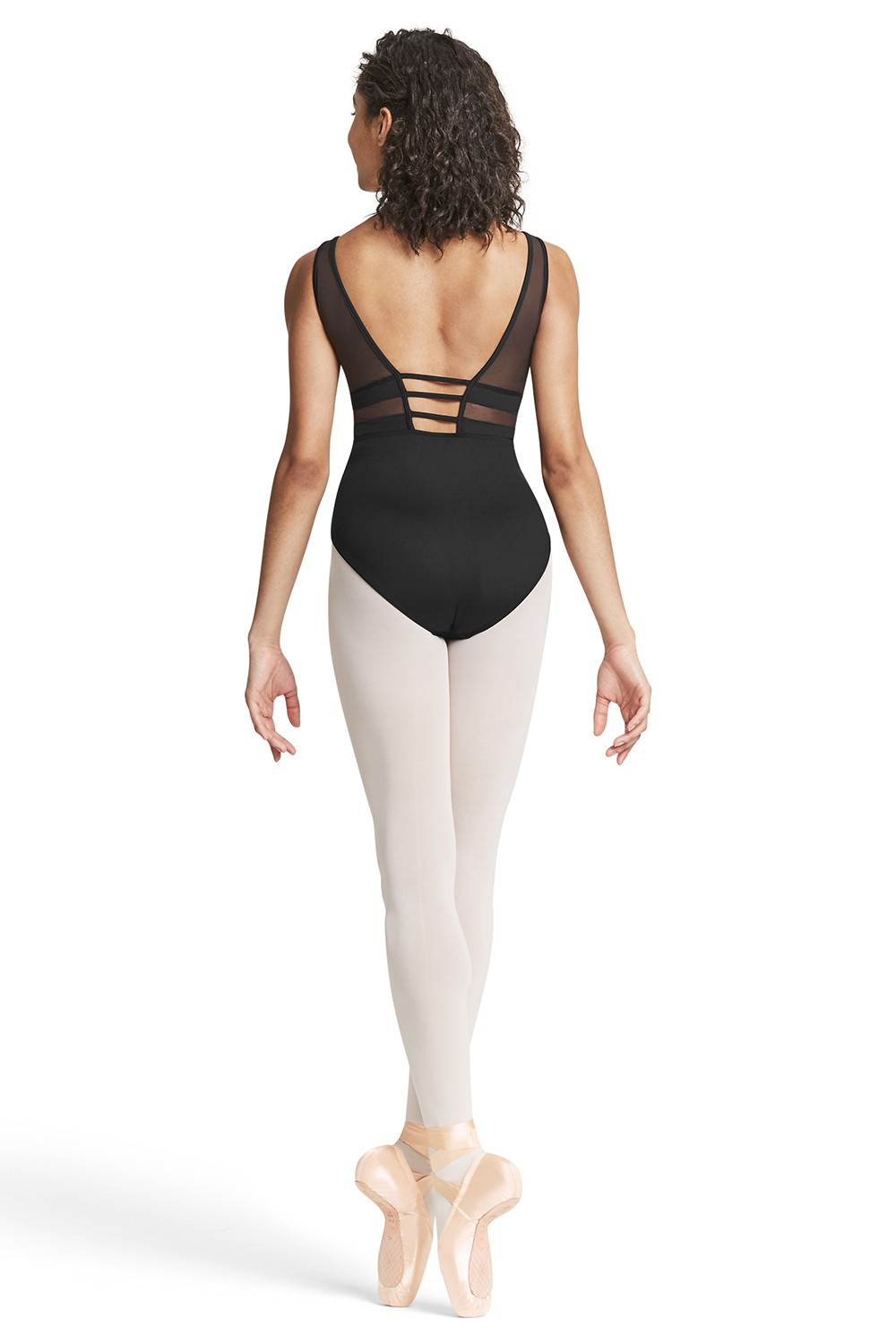 Low Back Tank Leotard Women's Dance Leotards