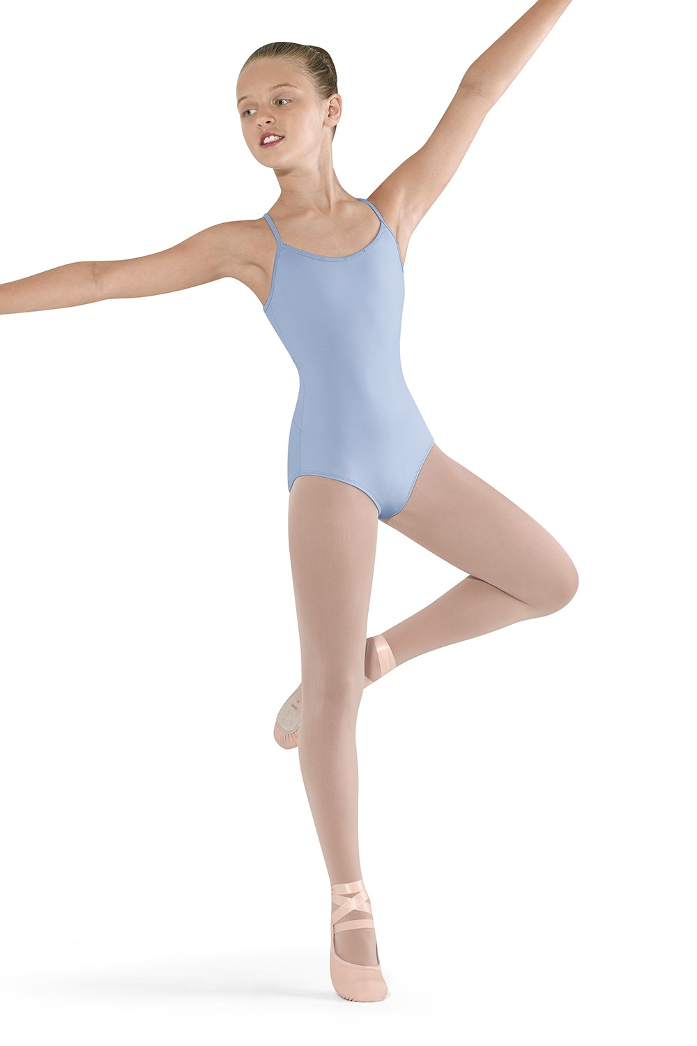 Double Loop Back Camisole Leotard Children's Dance Leotards
