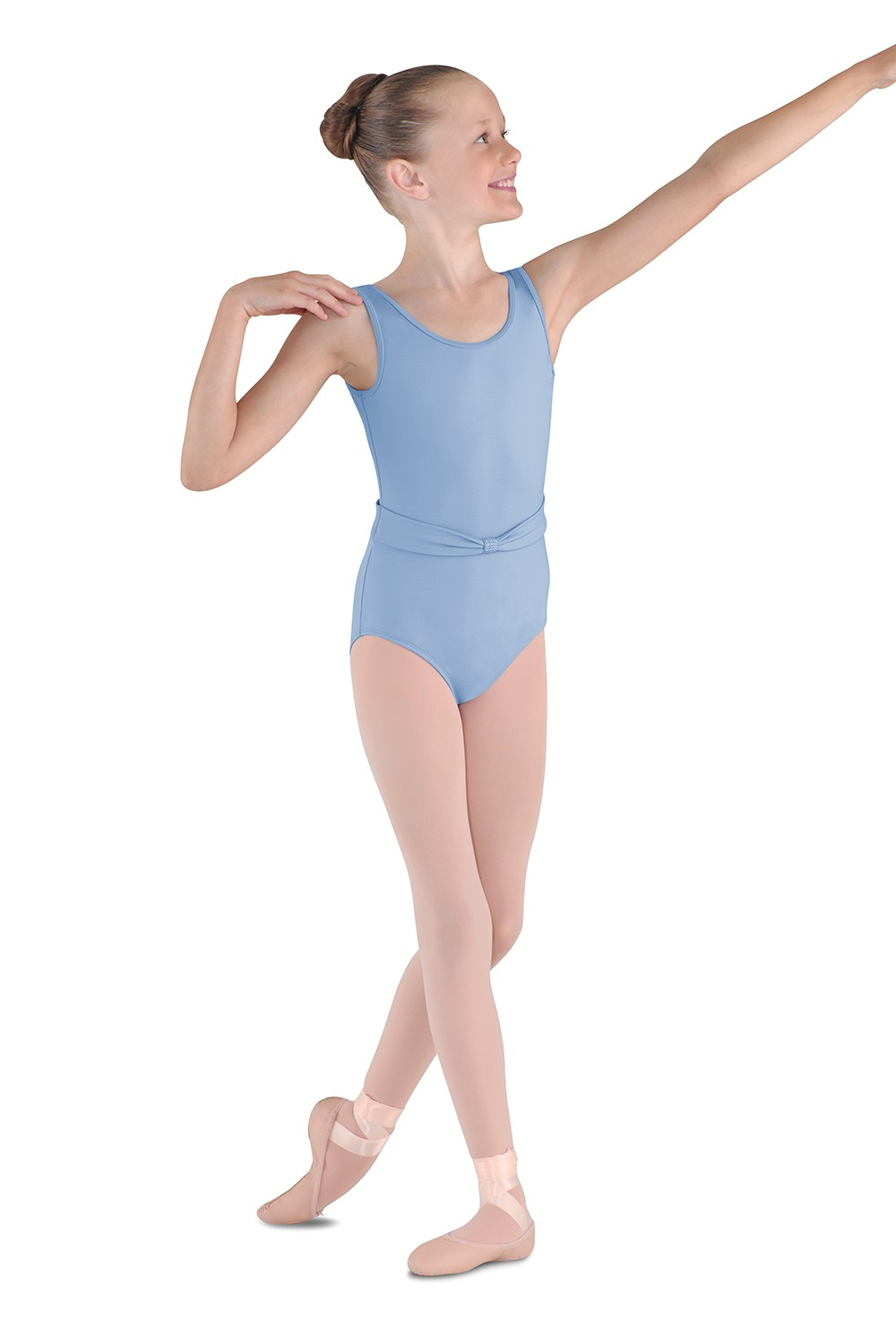 Waistband Tank Leotard Children's Dance Leotards