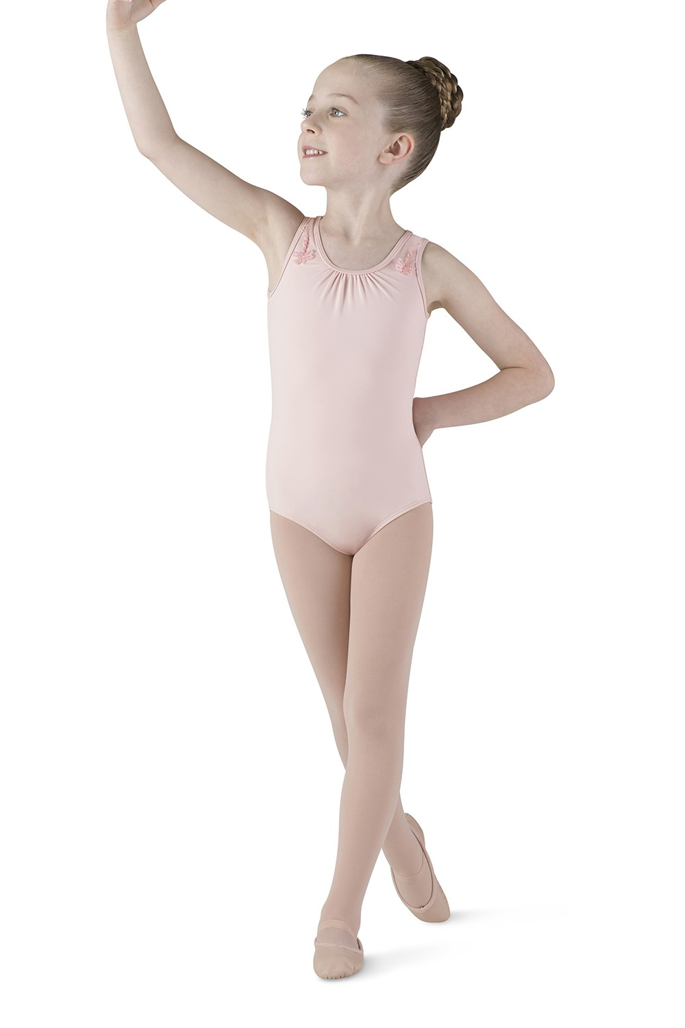 Petal Back Tank Children's Dance Leotards