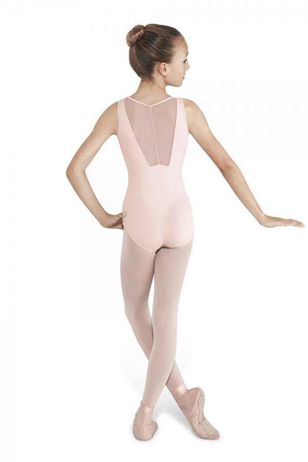 image - Pintuck Back Tank Children's Dance Leotards