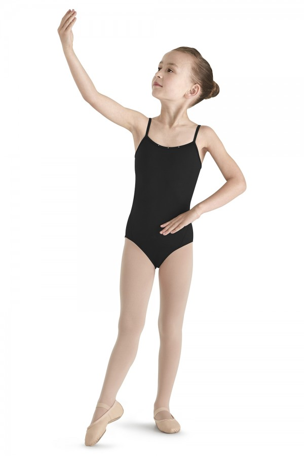 image - Tulle Bk Cami Leo Children's Dance Leotards