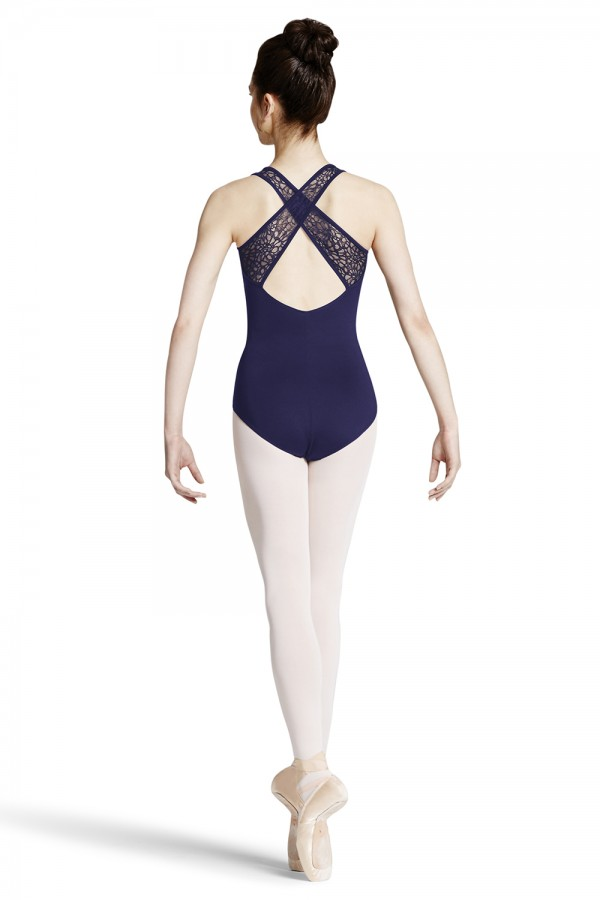 image - X-Back Tank Leotard Women's Dance Leotards