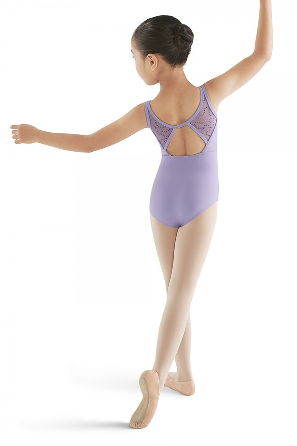 image - Open Back Tank Leotard Children's Dance Leotards