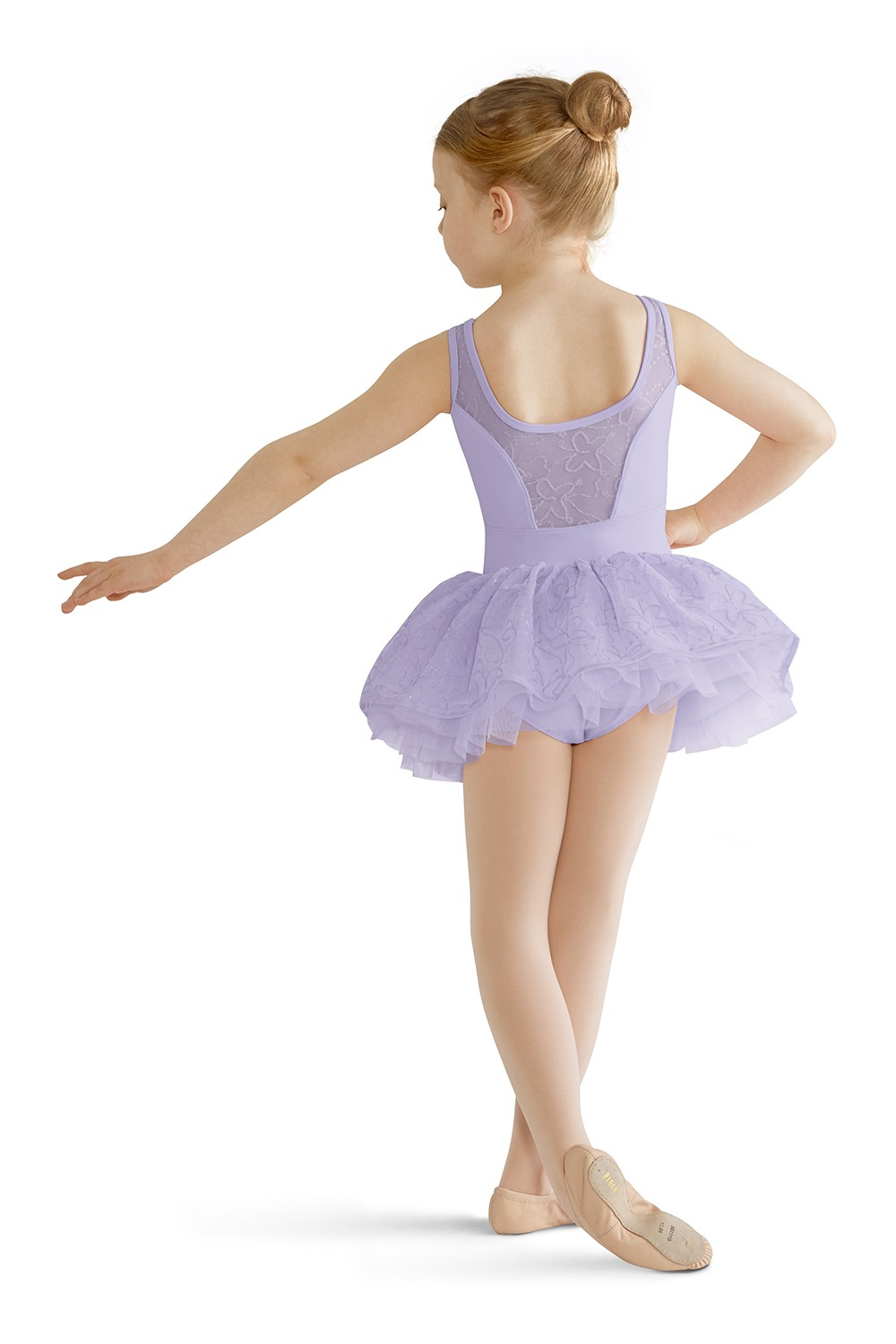 Butterfly Tank Leo Children's Dance Leotards