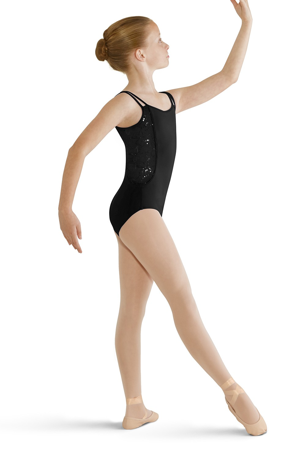Double Strap Camisole Leotard Children's Dance Leotards