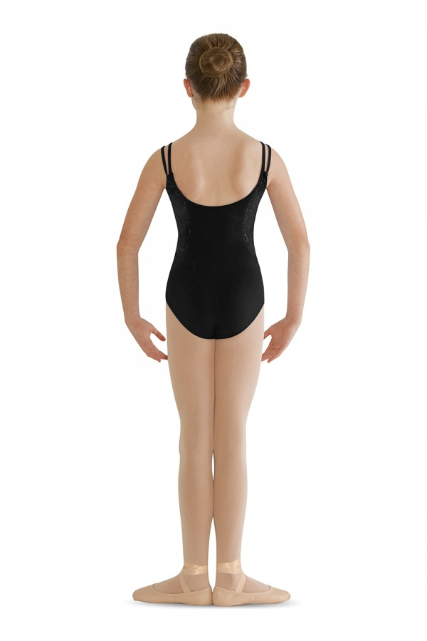 image - Double Strap Camisole Leotard Children's Dance Leotards
