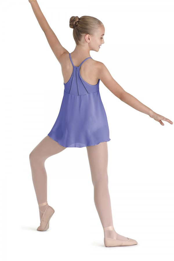 image - Racerback Dress Children's Dance Leotards