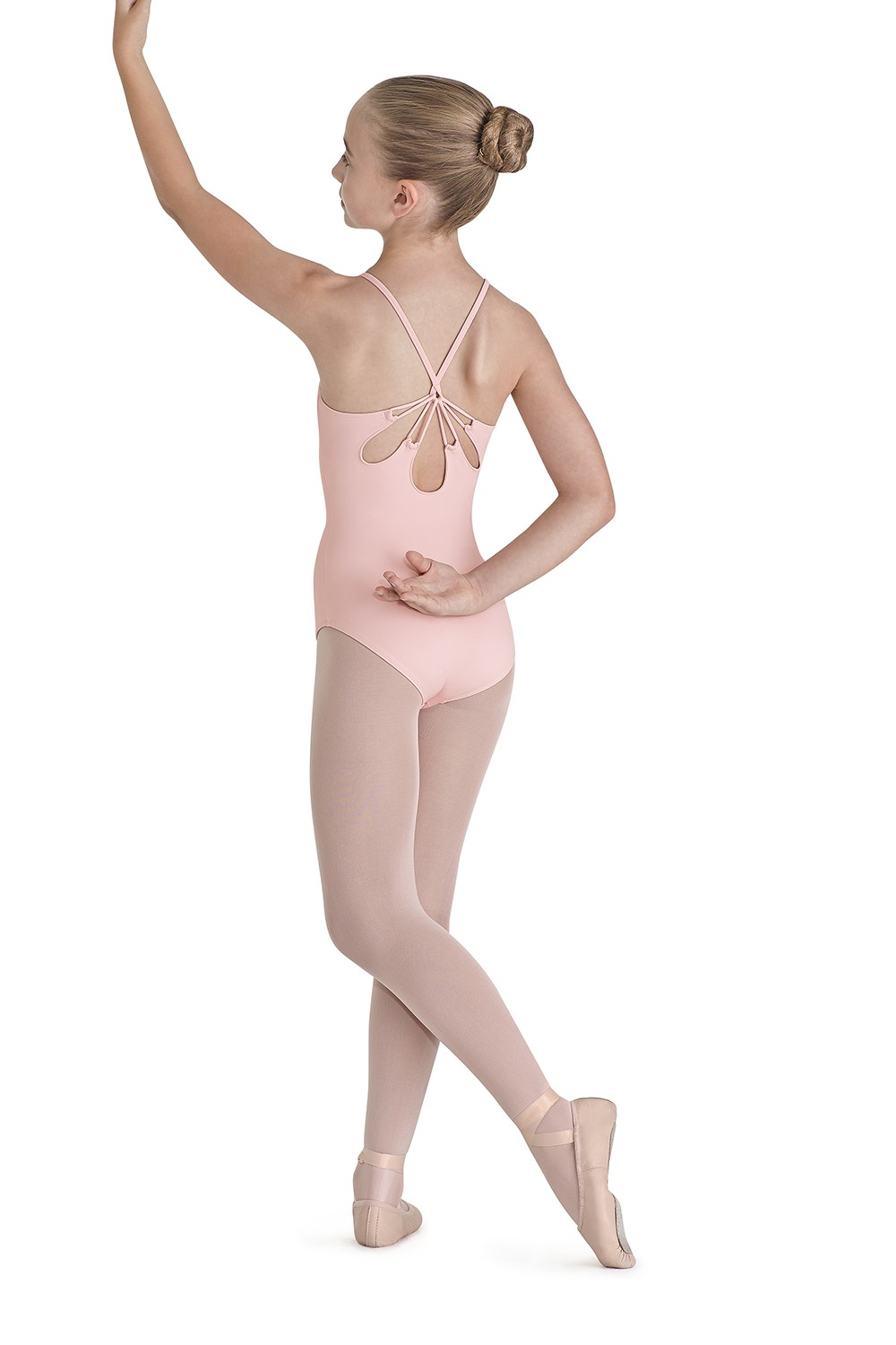 Rouleaux Back Camisole Leotard Children's Dance Leotards