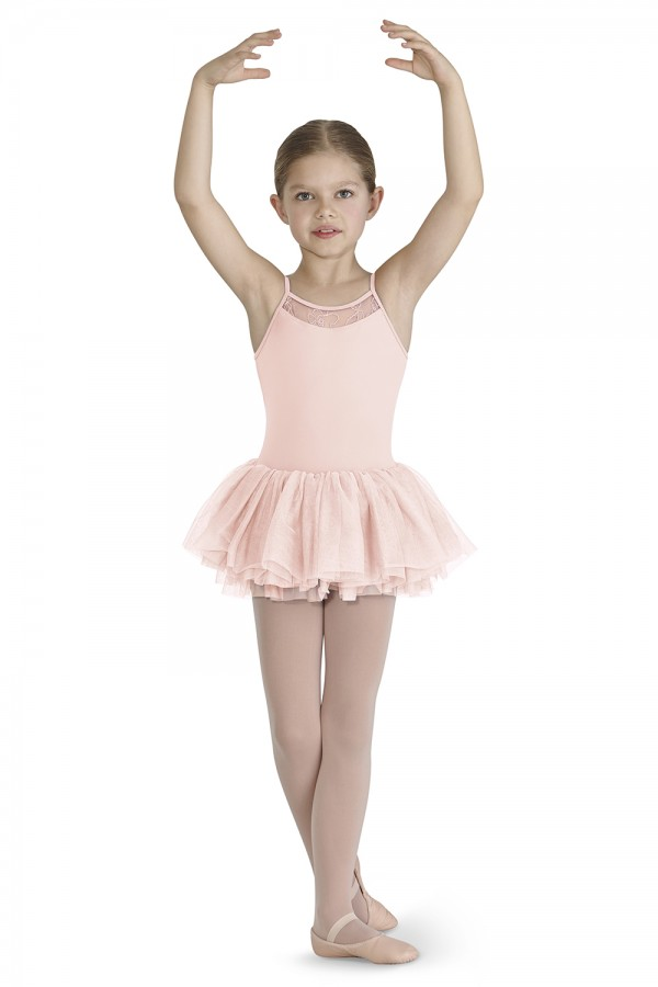 image - Camisole Tutu Dress Children's Dance Leotards