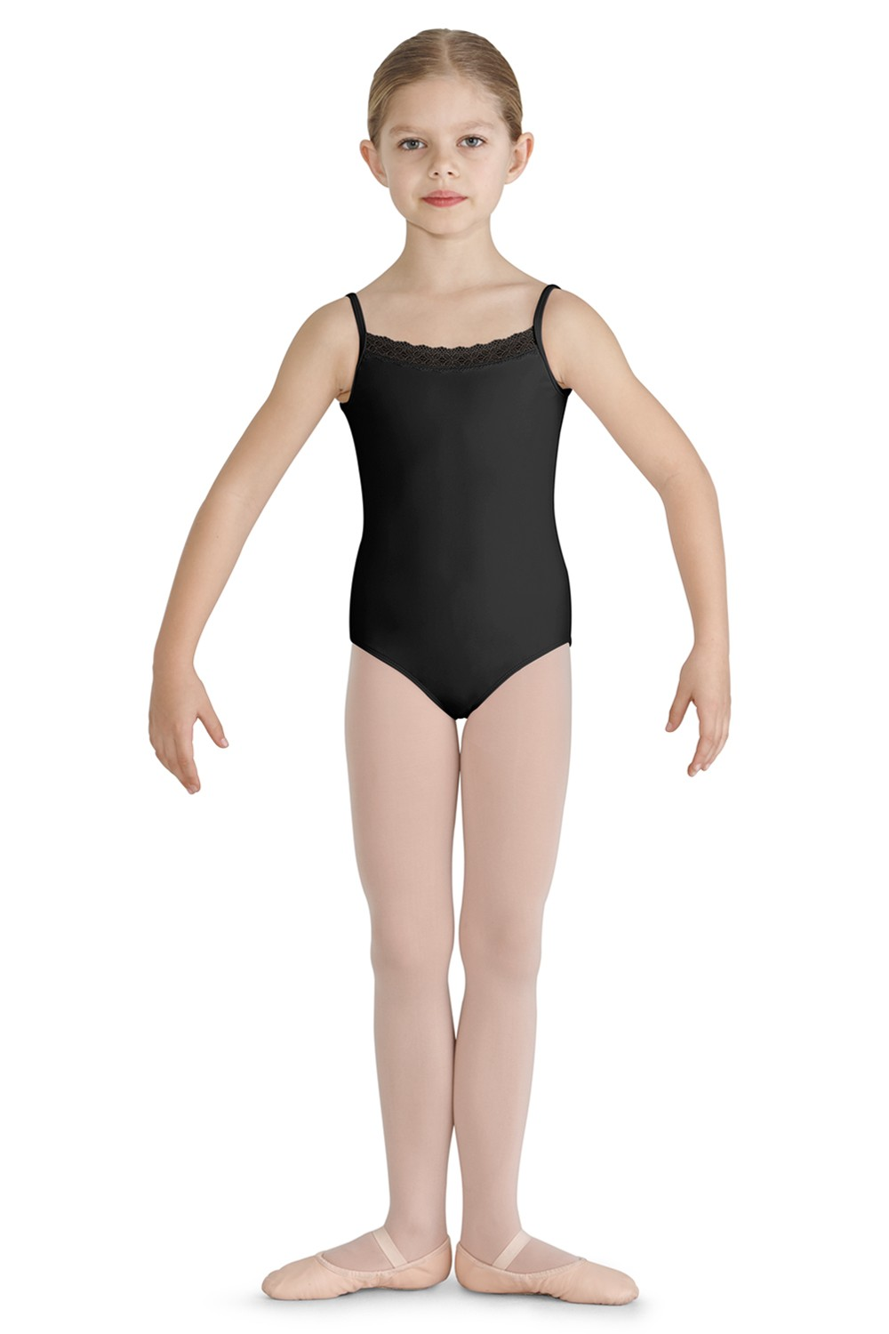 Chevron Back Camisole Leotard Children's Dance Leotards