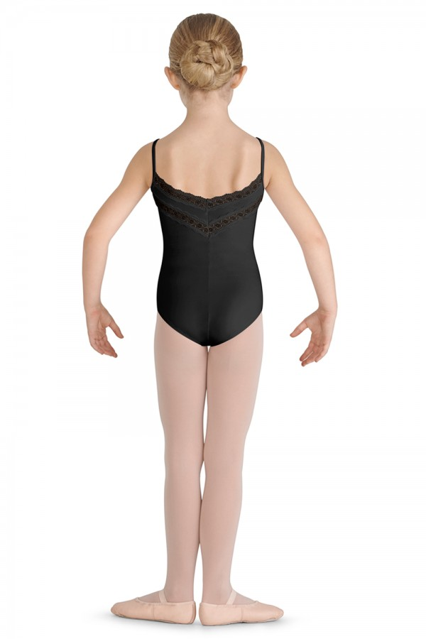 image - Chevron Back Camisole Leotard Children's Dance Leotards