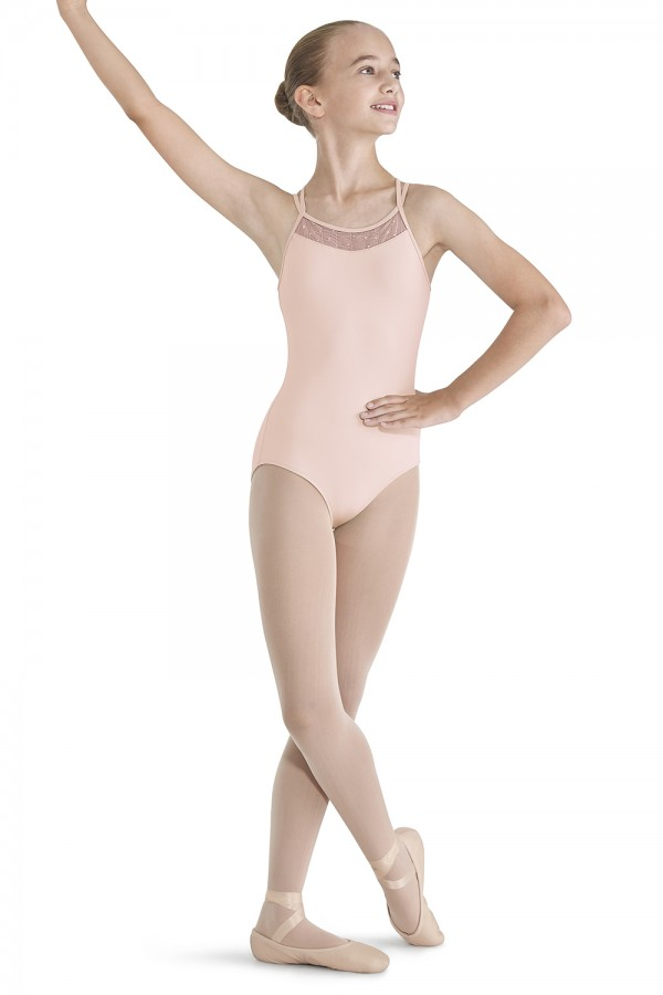 image - Twin X-back Camisole Leotard Children's Dance Leotards