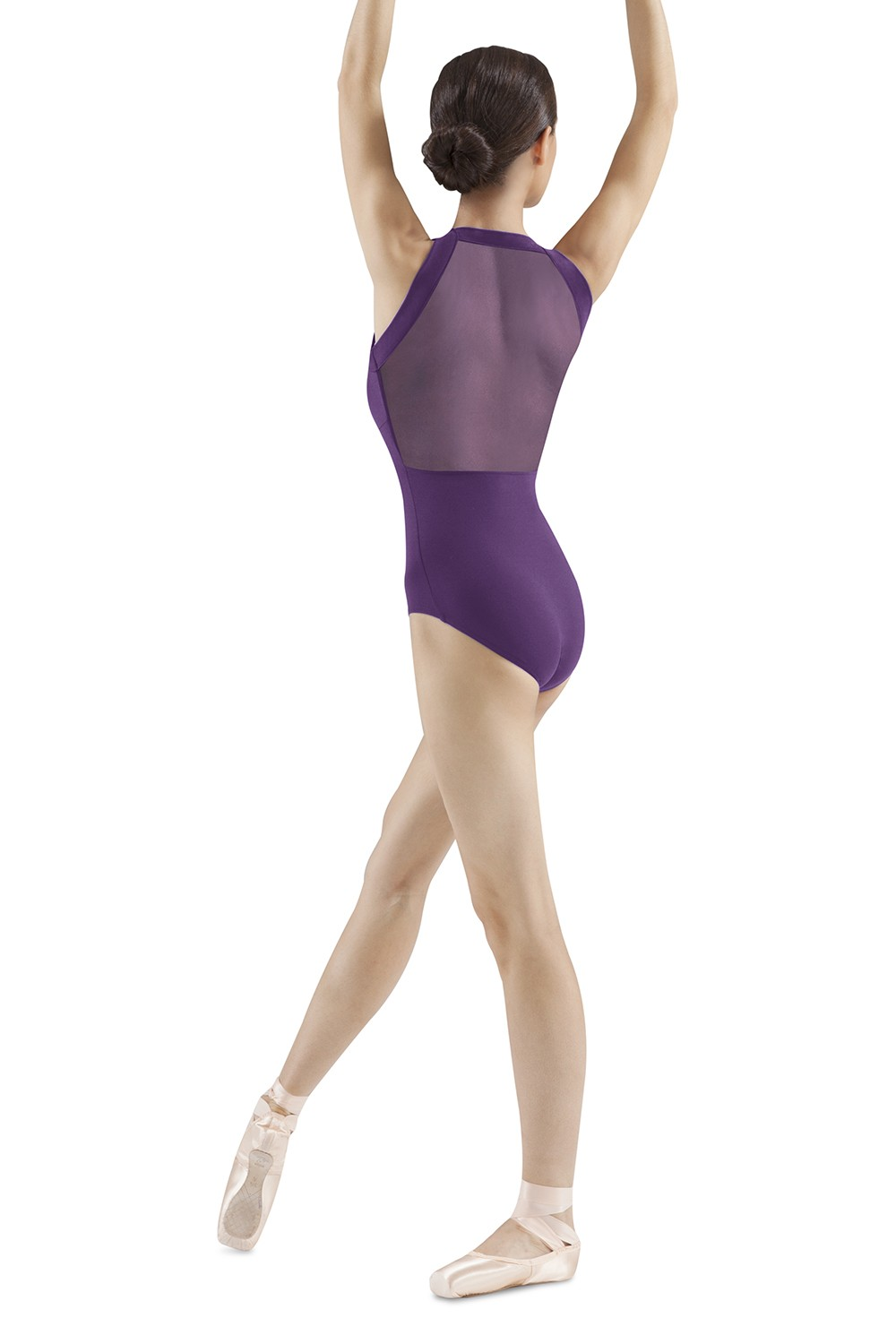 Ladies Mesh Back Leo Women's Dance Leotards